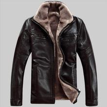 Новинка, Мужское пальто из натуральной кожи, овчина, Мужская короткая куртка, кожаные зимние куртки для мужчин, s, плюс размер, M-5XL