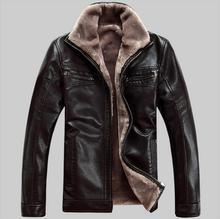 2018 Nuovi Uomini Del Cuoio Genuino Cappotto di pelle di pecora Giacca di pelle corta da uomo giacche invernali mens di Trasporto Libero Più Il Formato M 5XL
