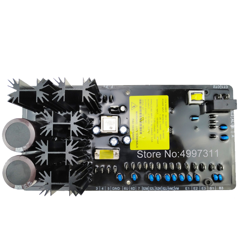 Chinese own factory! HOT SALED TOP Quality Generator Parts AC Voltage Regulation Stabilizer AVR DECS100-B11