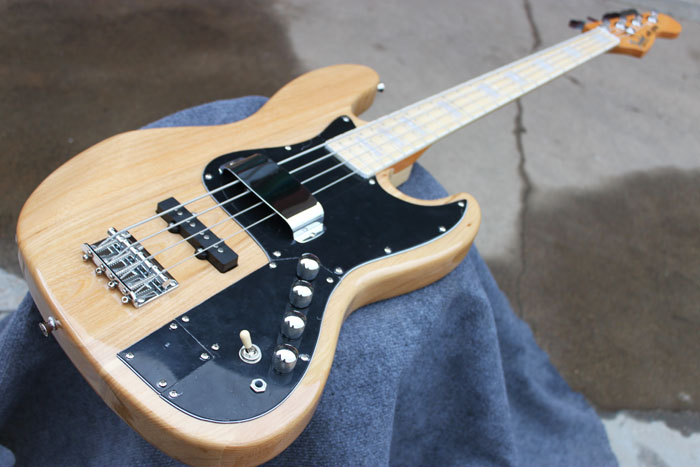 Best Price NEW Arrival Marcus Miller Signature Jazz Bass Electric Guitar Freeshipping marcus miller laid black