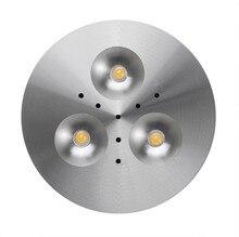 LED Cabinet Table Lamp 3W Mini Bright Top Suction Small Light Spot Wine Showcase Jewelry Store 4 Watt