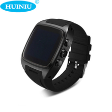 X01 Android Smart Watch Phone SIM + WIFI + 3G + Camera + GPS + Email + Dual Core CPU + 512M/4G Bluetooth Watch Phone pk kw88 D6