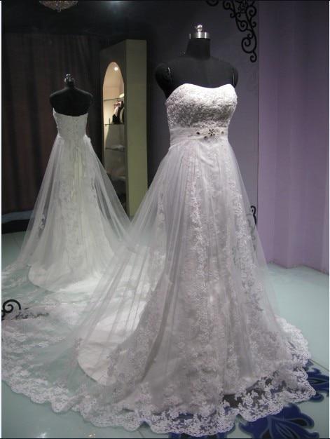 Casamento Sexy Bandage Appliques Vestido De Noiva 2018 New Romantic Bridal Gown Free Shipping Mother Of The Bride Dresses