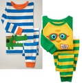 Children's Pajamas Suit Baby's Sleeping wear boys nightgown PJ'S Girls Pijama Sets Kids Pyjamas WQL