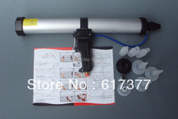 Pistola de calafateo de aire de salchicha de 15 pulgadas 600ml de alta calidad/pistola de calafateo de aire/pistola de calafateo de flujo de aire/aplicador de calafateo de aire/herramientas de aire