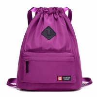 Waterproof Sport Bag Gym Bag Softback Sports Backpacks Women Men Sports Bags Sport Accessories Bag For