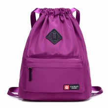 Waterproof Sport Bag Gym Softback Sports Backpacks Women Men Bags Accessories For Fitness Running