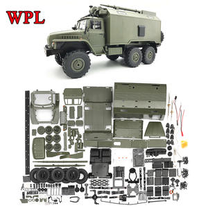 Banria WPL RC Kit Remote Control Military Truck Car Toys