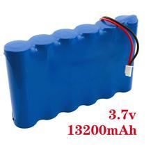 3.7v Drone Battery 13200mAh 100% Full Capacity Lithum Polymer Li-ion Rechargeable Batteries Pack 3.7V стоимость