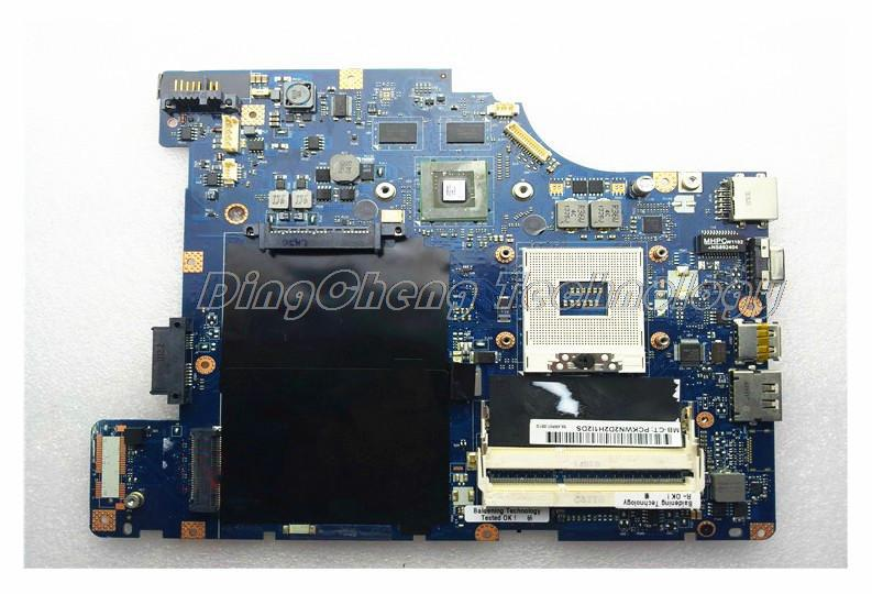 SHELI laptop Motherboard/mainboard for Lenovo G460 Z460 NIWE1 LA-5751P with 4 video chips non-integrated graphics card