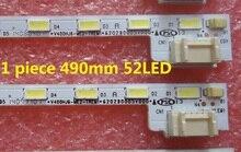 1 piece LCD-40V3A M00078 N31A51P0A N31A51POA V400HJ6-LE8 New LED backlight V400HJ6-ME2-TREM1 490mm 52 LEDs