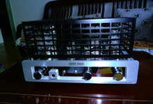 AUDIO SPACE AS-3.8i (KT88) Integrated Amplifier KT-88 *4 Class AB1 Push-pull Tube Amplifier 35W*2