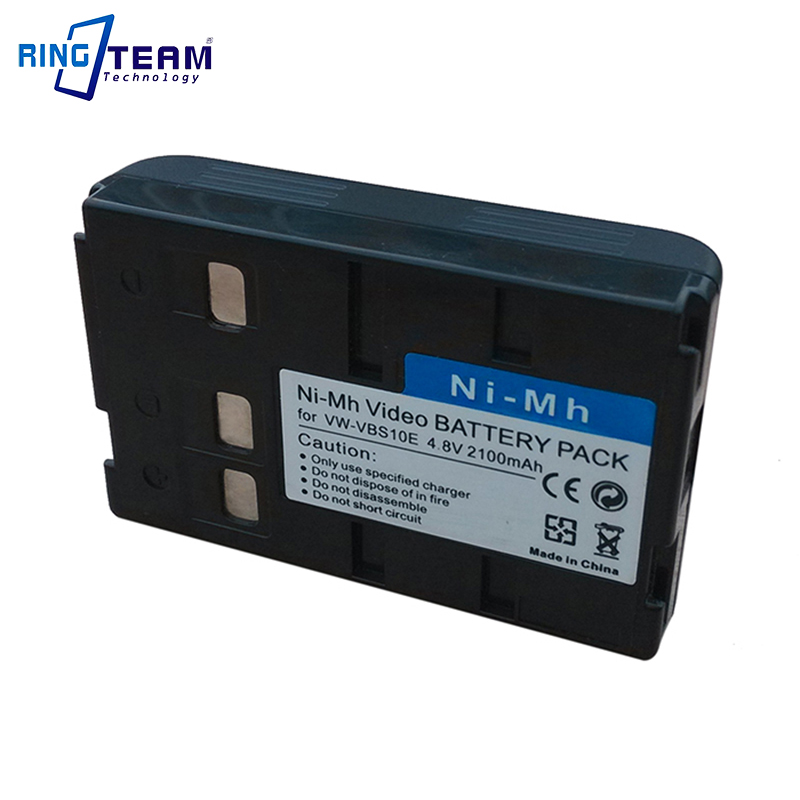 Rechargeable Camera Battery HHR-V211 VSB0200 P-V211 VW-VBS10E for Panasonic NV-X100, NV-VX9, NV-VX7A... стоимость