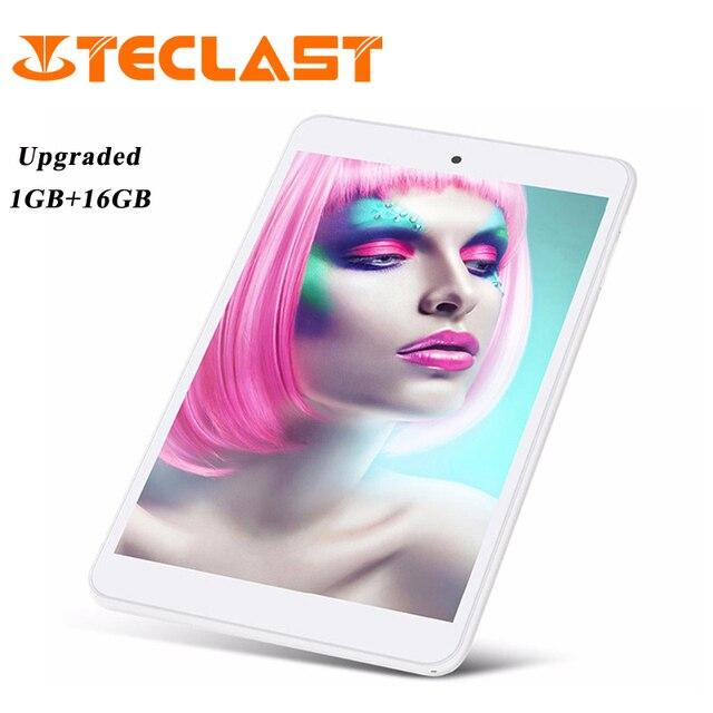 Teclast MTK8163 P80H 8 дюймов Таблетки Android 5.1 Quad Core 64bit IPS 1280x800 Dual WIFI 2.4 Г/5 Г HDMI GPS Bluetooth Таблетки ПК