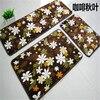 L M S Fashion Machine Washable Soft Flannel Carpet Absorbent Anti Skid Carpet Floor Living Room