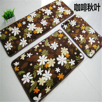 L M S Fashion Machine Washable Soft Flannel Carpet Absorbent Anti Skid Carpet Floor Living Room
