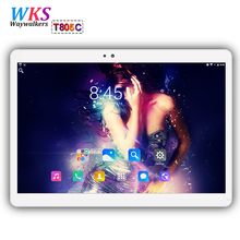 10 inch tablet pc Octa Core 3G 4G LTE Tablets Android 7.0 RAM 4GB ROM 64GB Dual SIM Bluetooth GPS Tablets 10.1 inch tablets pcs