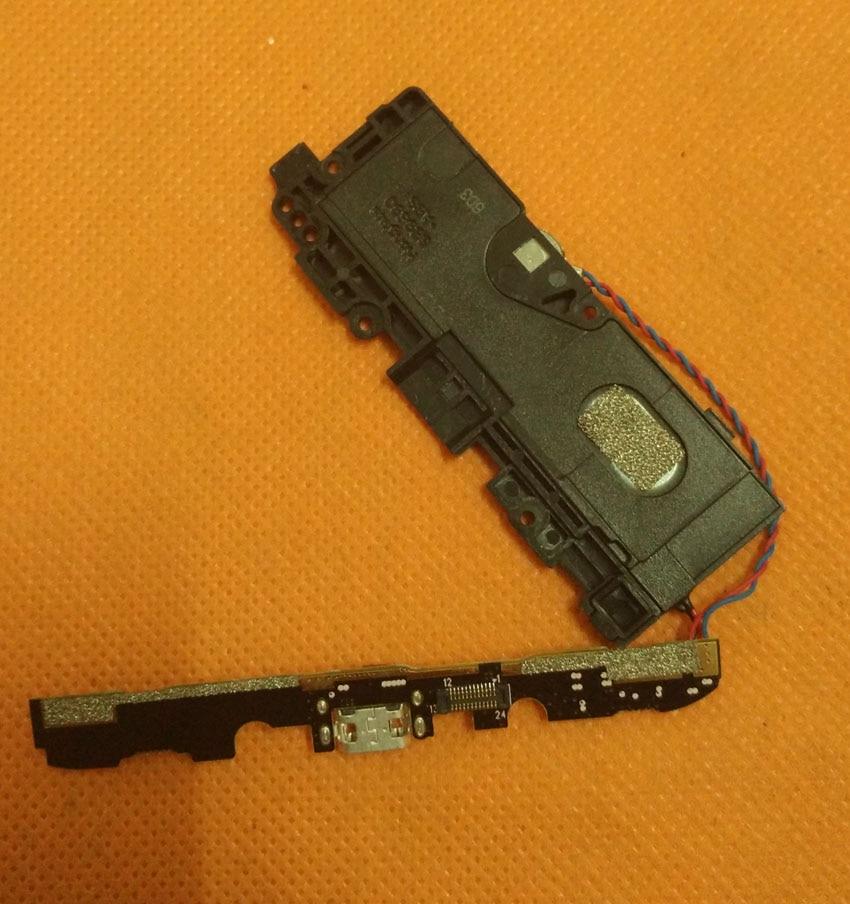 Used Original USB Plug Charge Board speaker For Ulefone Vienna MTK6753 Octa Core 4G 5.5 FHD 1920x1080 Free shipping