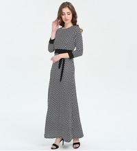 Floor Length Dresses Autumn Winter Fall Fashion Women Dress Plus Size Women Clothing Party Long Sleeve Chinese Style dresses