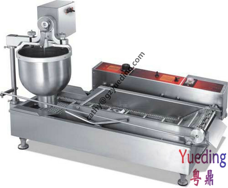 Guangzhou Yueding fully automatic commercial donut machine shanghai guangzhou 12 300mm