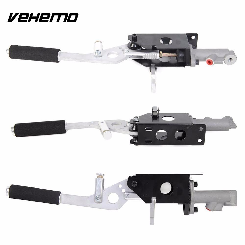 Vehemo universel e-brake dérive hydraulique course frein à main Kit de frein à main outil Vertical levier Horizontal S14 AE86 noir