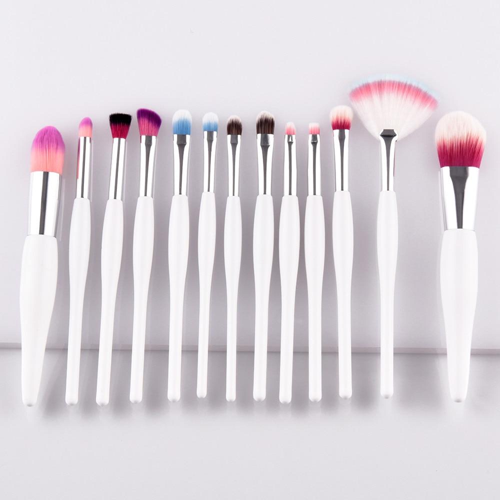 New 22pcs Multi-color Pro High Quality Makeup Brushes Set Foundation Powder Brush Tool d40de11