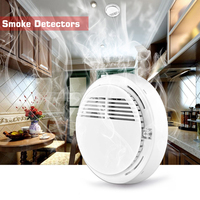 P11 Wireless Smoke Fire Detector Sensor 433MHz Just For Our Alarm System