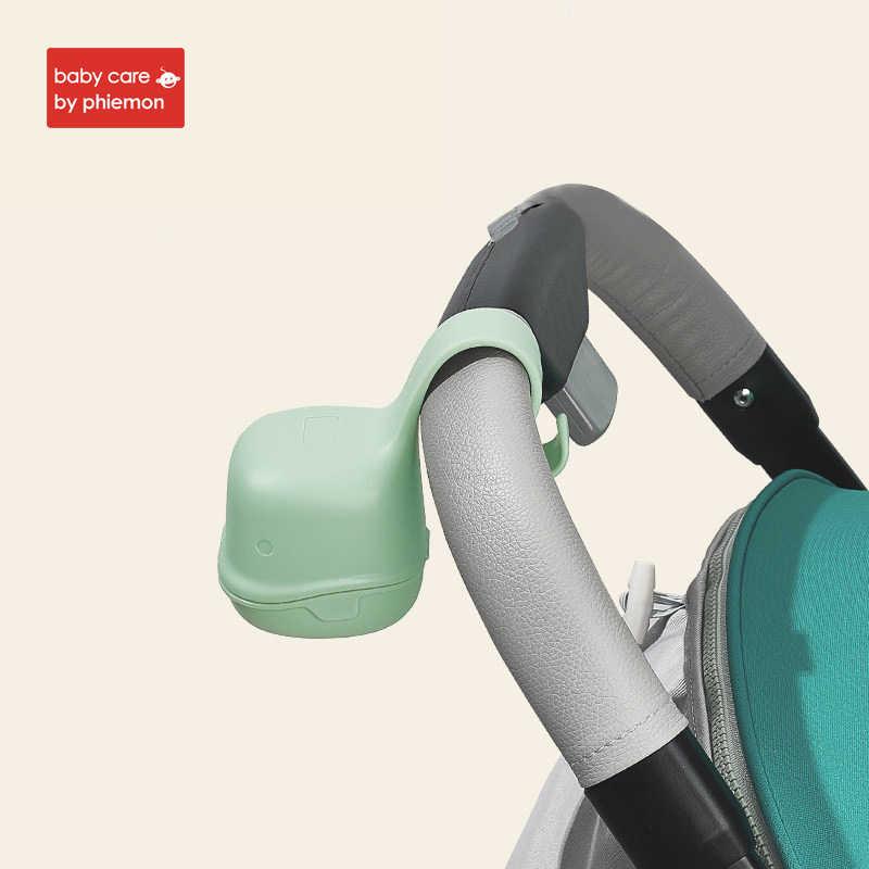 Детская портативная Колыбель для соска, чехол-держатель для путешествий, чехлы для хранения, игрушки для новорожденных, сейф для закусок, контейнер для перевозки