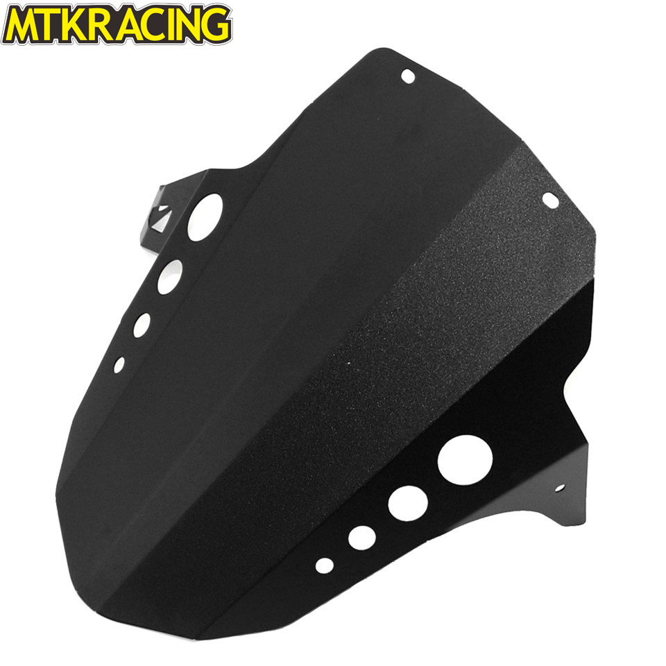 Motorcycle modified aluminum alloy rear tire Hugger fender shield for HONDA XADV 300 750 1000 2017 2018 xadv 17 18 xadv750 in Covers Ornamental Mouldings from Automobiles Motorcycles