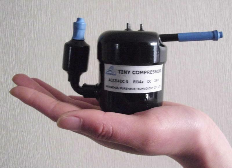 Purswave St14dc Dctiny Compressor 12v24v48v Max 300w