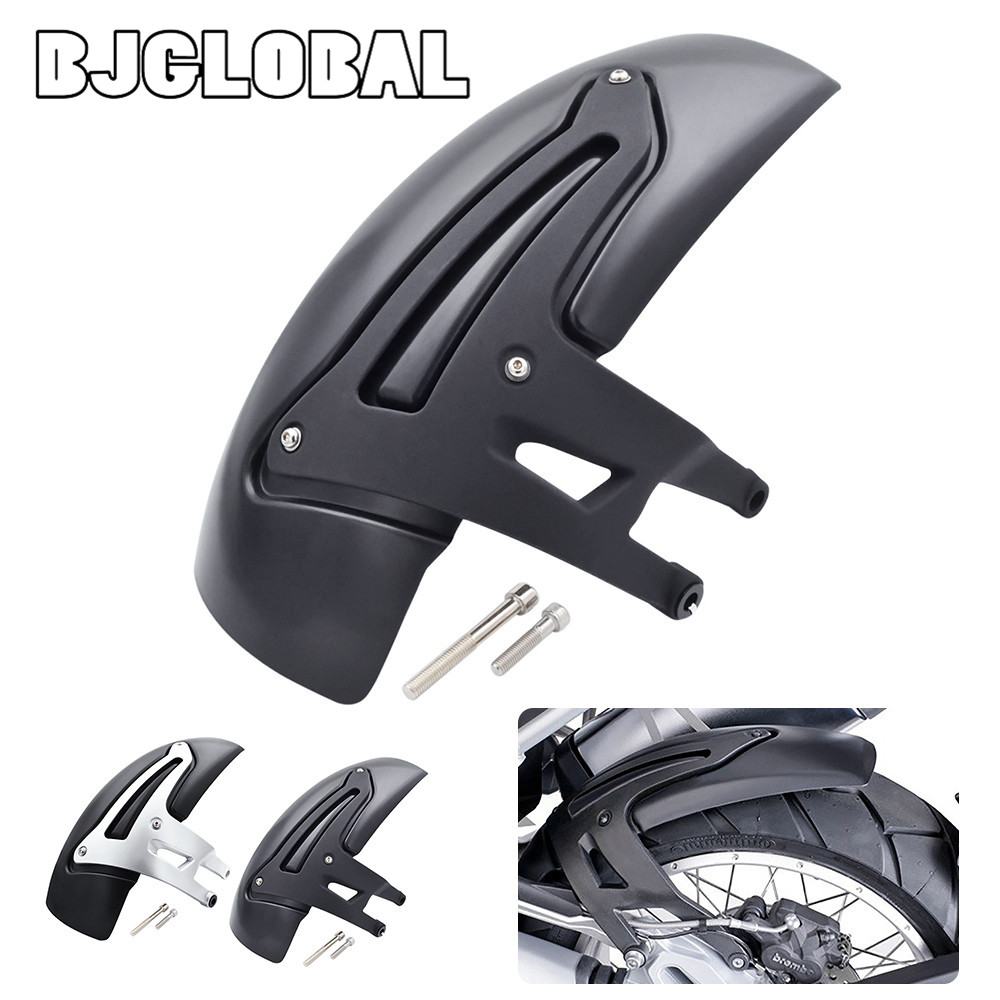 BJGLOBAL Black Motorcycle Rear Wheel Hugger Fender Mudguard For BMW R1200GS LC 2013-2016 / R 1200 GS LC Adventure 2014-2016 цена