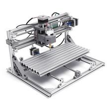DANIU 3018 3 оси Мини DIY фрезерный станок с ЧПУ w/2500 mW лазерный модуль резьба по дереву фрезерный лазерный гравер машина