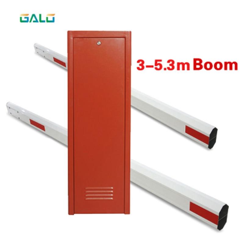 Gate Automatic Parking System & Arm Drop Barrier Gate & Plastic Parking Barrier For RFID Parking Control  Parking Barrier