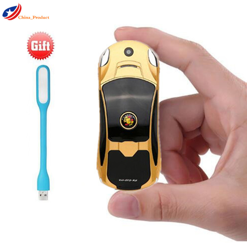 Super Mini Car Mobile Phone Newmind F8 Dual Sim Unlocked Bar Cell Phones With Russian Keyboard and 1900mAH as Power Bank Mp3 mobile phone