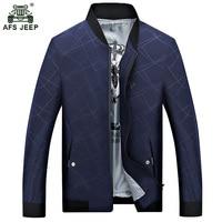 2017 Men S Casual Baseball Collar Men Jackets Spring Autumn Thin Youth Coats Men Brand Clothing