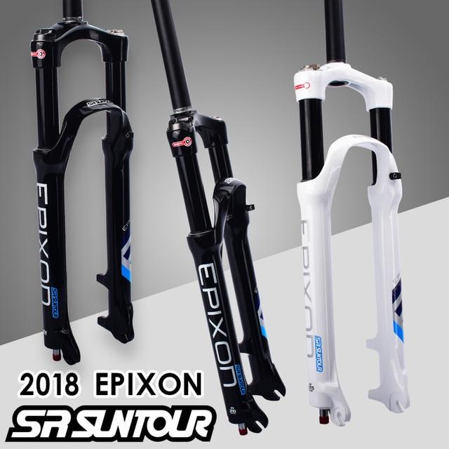 2018 SR SUNTOUR NEW EPIXON Fork 26 / 27.5 / 29 , 100mm / 120 mm ...