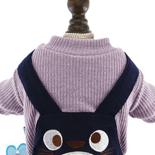My Neighbor Totoro Pet Clothes Jumpsuits Dog Cat Clothes Puppy Costume