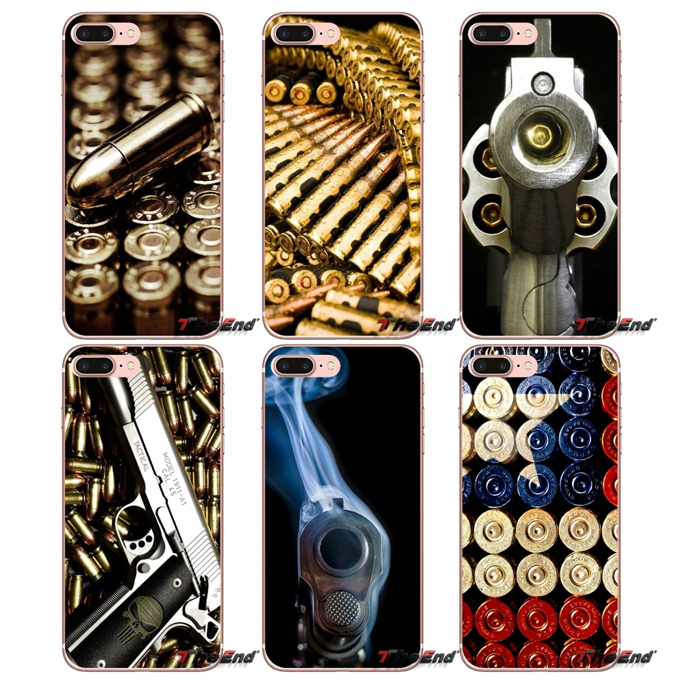Phone Bags & Cases Accessories Phone Cases Covers Army Fan Weapons Guns For Huawei P Smart Mate Y6 Pro P8 P9 P10 Nova P20 Lite Pro Mini 2017 Cellphones & Telecommunications