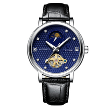 TEVISE T612 Business Men Automatic Mechanical Watch Time Moo