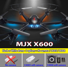 MJX X600 Quadcopter 2.4G hexacopter drone rc helicopter 6-axis can add C4005 camera(FPV)