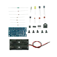 76MHz 108MHz אלחוטי סטריאו FM רדיו ערכת אודיו מקלט PCB FM מודול ערכות למידה אלקטרוניקה עבור Diy 1.8 3.6VDC