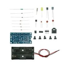 76MHz 108MHz Wireless Stereo FM Radio Kit Audio Empfänger PCB FM Modul Kits Lernen Elektronik Für Diy 1,8 3,6 VDC