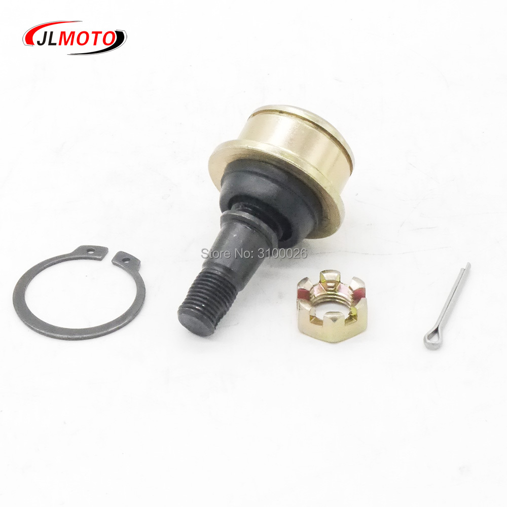M12 Swing A-Arm Ball Joint Fit For YAMAHA BIG BEAR KODIAK BRUIN 350 400 450 660 YXR660F YXR66 YXR700 CFMOTO HONDA JOHN DEERE