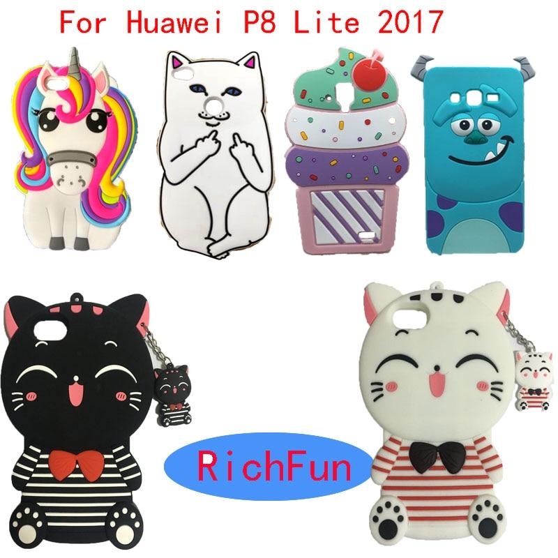 coque stitch huawei p8 lite 2017