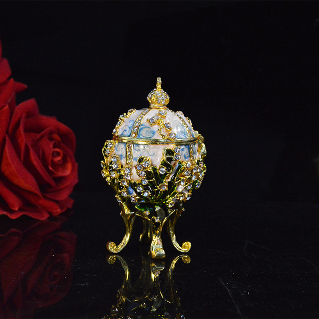 Qifu Handicraft small cheap price metal jewelry box in Jewelry
