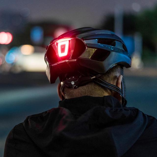 Bike Helmet Light >> Led Usb Rechargeable Bike Taillight Waterproof Riding Rear Light