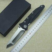 Delta Force składany nóż D2 ostrze G10 uchwyt na zewnątrz Camping wielofunkcyjny myśliwski EDC narzędzia|Noże|   -