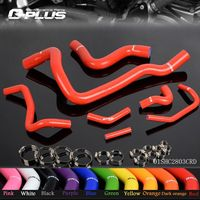 Silicone Radiator Hose Piping Kit For 97 Volvo 850 T 5 98 00 S70 98 04