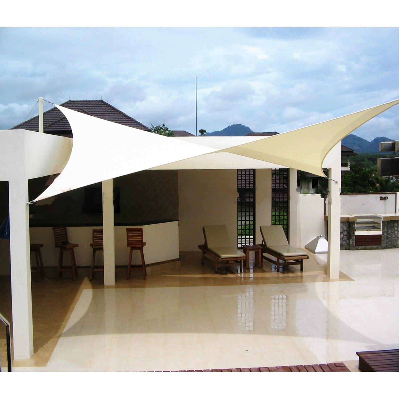 Jinguan Net Sun Shade Sail for Outdoor Patio Backyard UV Block