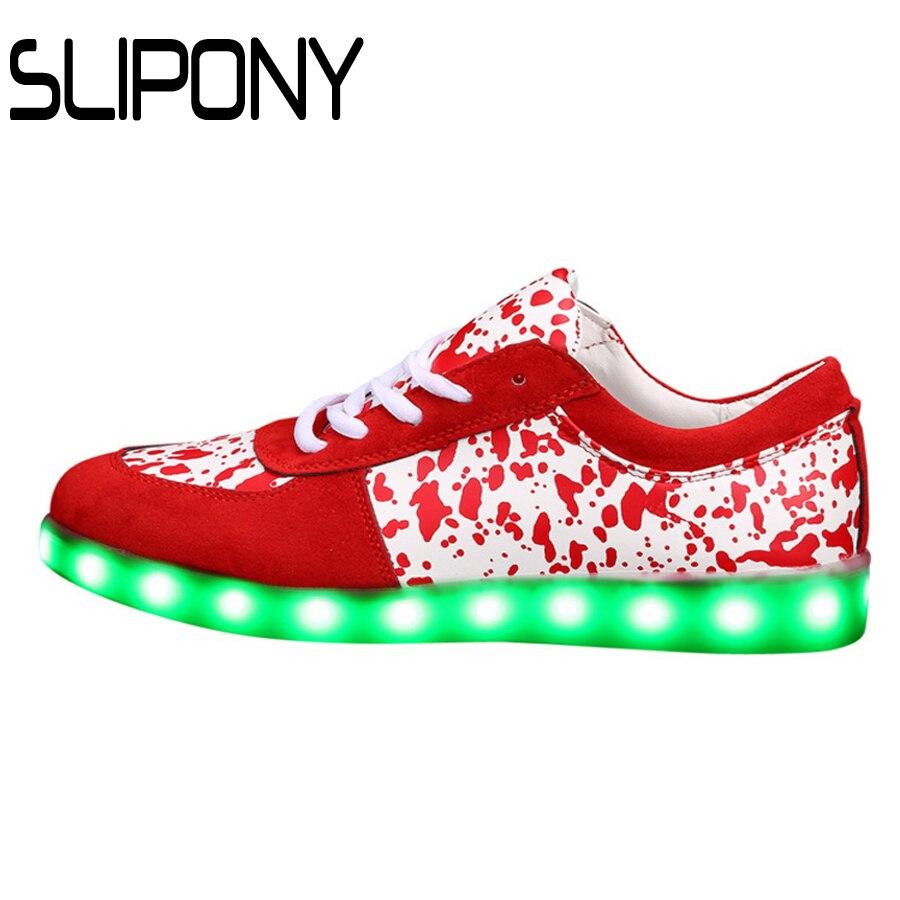 Led Font B Shoes B